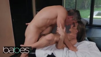Pov movie scene of breahtaking sex